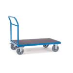 Carucioare cu platforma pentru transport industrial