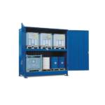 Container pentru butoaie si stocare substante periculoase