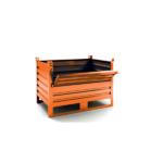 Lazi metalice stivuibile containere metalice