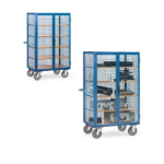 Roll container metalic