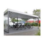 Adapost parcare pentru biciclete