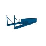 Platforma in consola pentru descarcare materiale