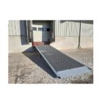 Rampa metalica pentru acces in depozit
